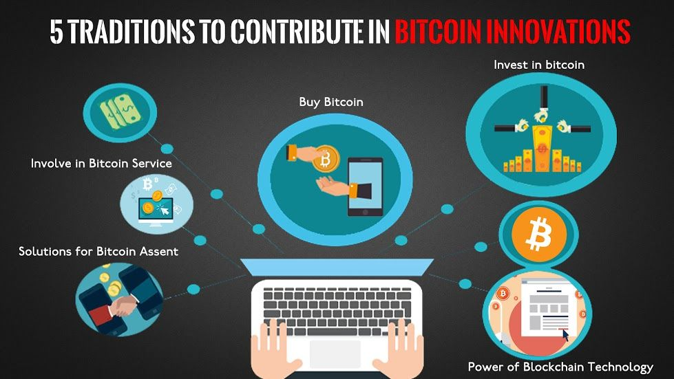 5 Traditions to Contribute in Bitcoin Innovations