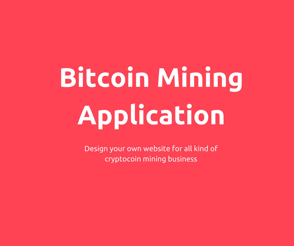 A Lucrative Bitcoin Business Opportunity–Bitcoin Mining Software