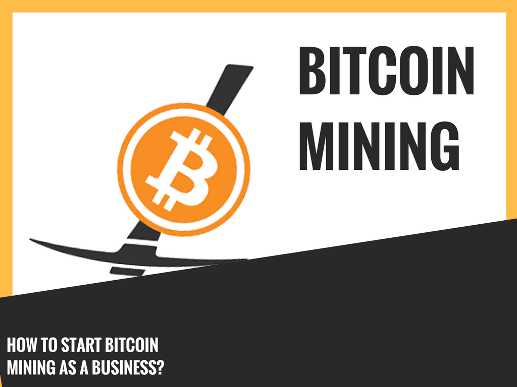 How to gear up your bitcoin mining business
