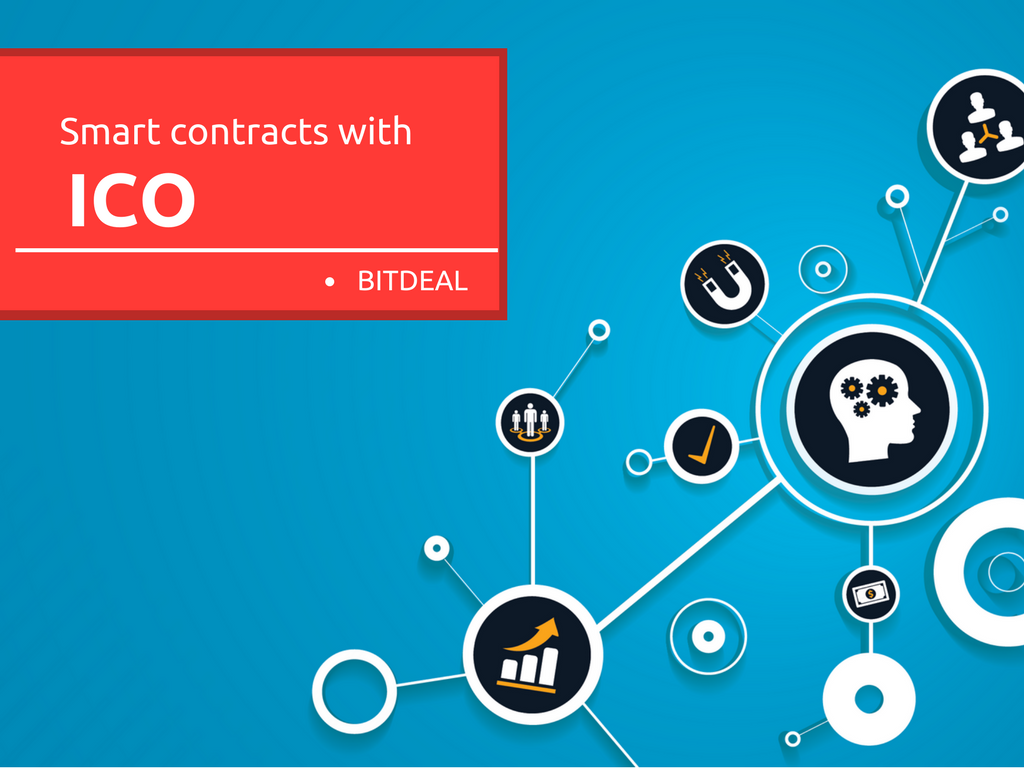 Smart Contracts With ICO-A Turnkey Business Solution for New Digital Assets