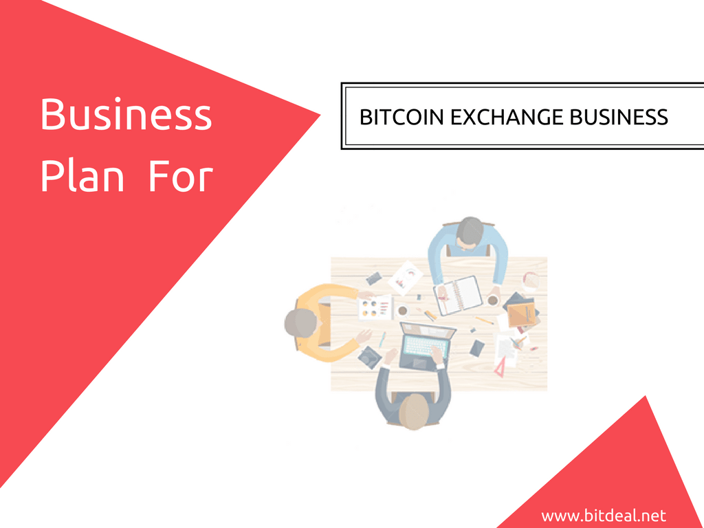 Bitcoin Exchange Business Plan and Revenue Model