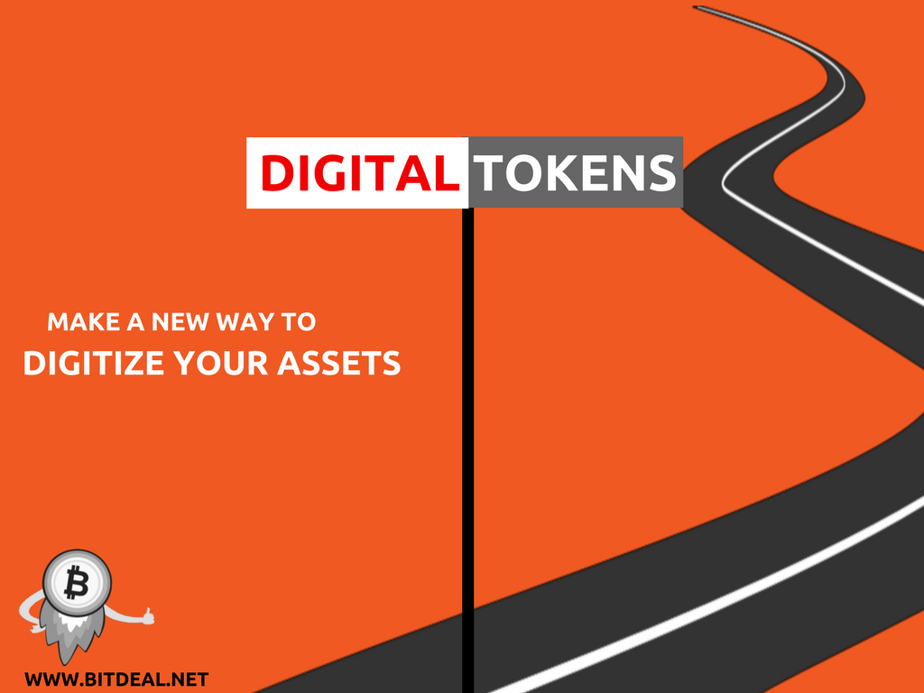Why Digital Tokens Becomes The Hot Talk of Cryptocurrency Business Market