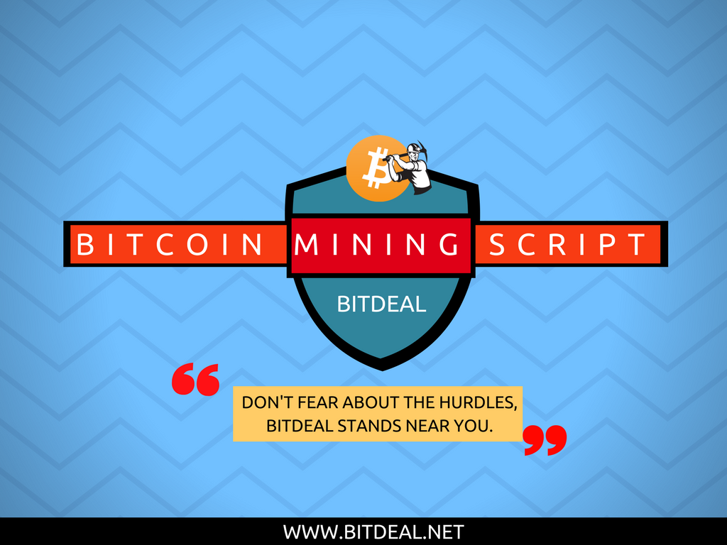 Premium Bitcoin and Multi Cryptocurrency Cloud Mining Script