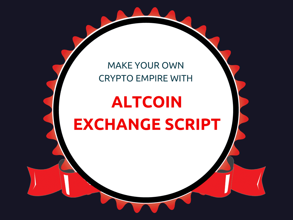 How to make use of an altcoin exchange script
