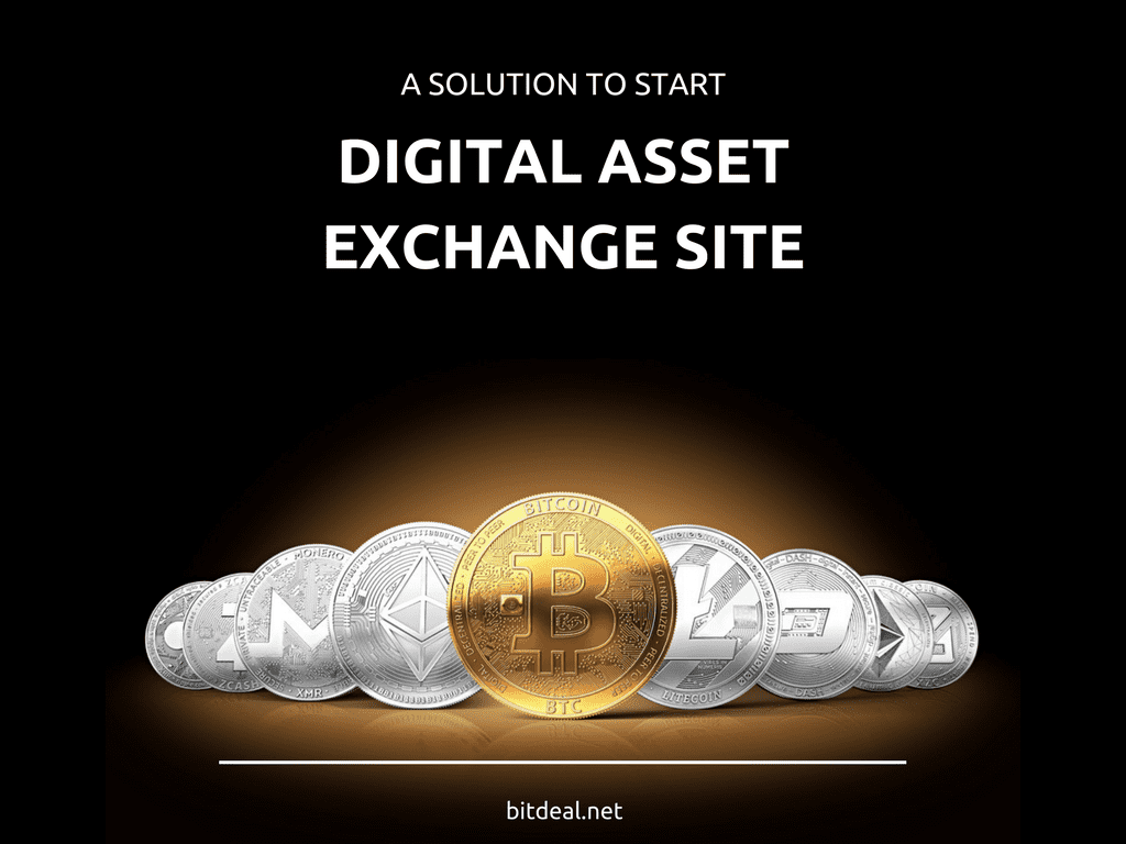 Cost Effective Digital Asset Exchange Software for  Cryptopreneurs