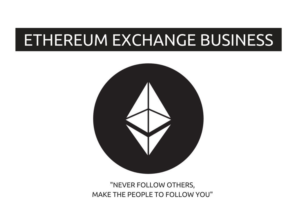 Whitelabel ethereum exchange script to innovate your cryptocurrency exchange business